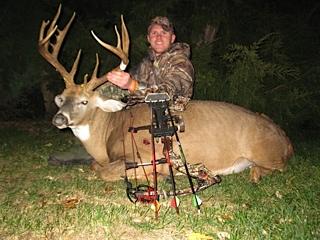 James Vandenberg- Iowa- Bow 2012