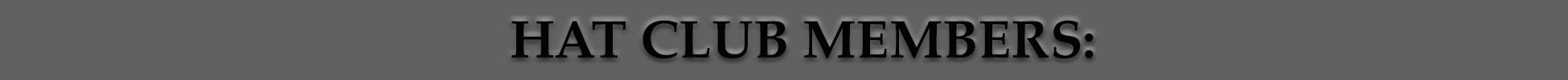 Hat Club | Antler Athlete |